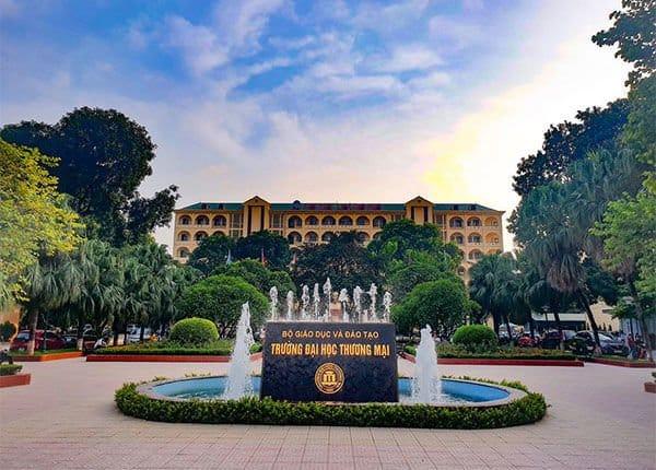 Các trường đào tạo marketing - Đại học thương mại Hà Nội