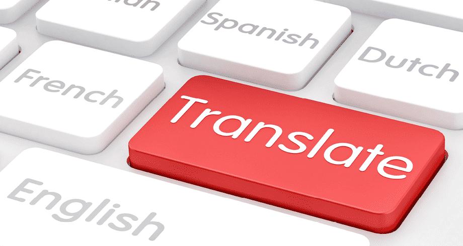 Biên dịch viên - Việc làm Online tại nhà cho các bạn giỏi ngôn ngữ