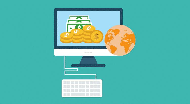 thu nhập từ việc kiếm tiền online như thế nào