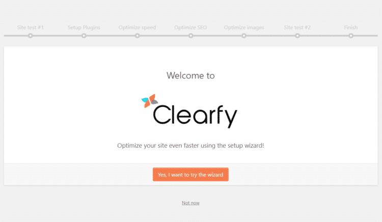 tải và cài đặt plugin Clearfy