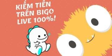 Cách kiếm tiền trên Bigo Live